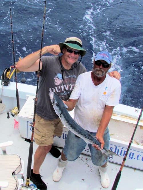 Snapper Fishing Still Good