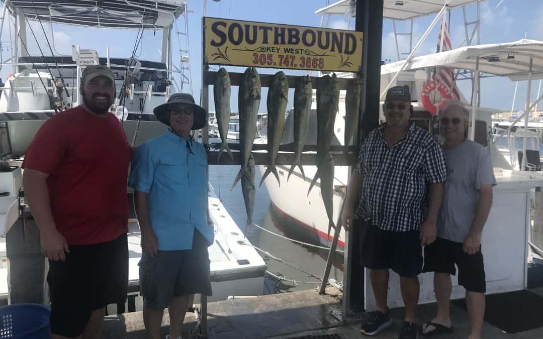 2 Fishing Trips Today