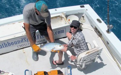 Fishing on the South Side of Key West