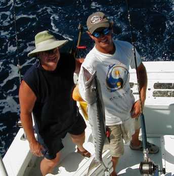 Key West Barracuda