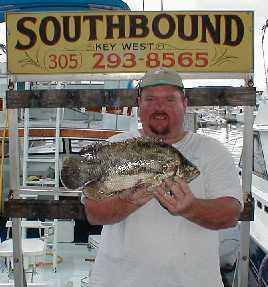 Best Tripletale caught aboard Southbound in Key West Florida in 2000