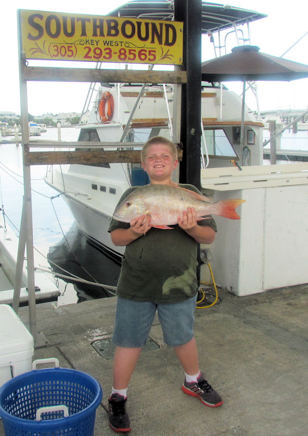 Big Mutton caught in Key West fishing on charter boat Southbound from Charter Boat Row