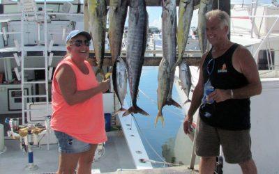 Mixed bag of great fishing