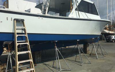 Boat Yard Blues